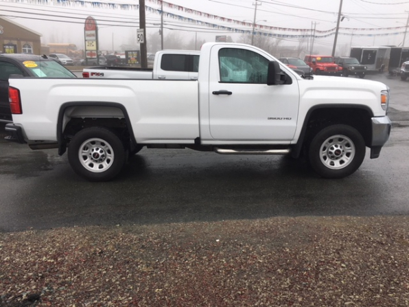 2016 GMC SIERRA 2500 REGULAR CAB HEAVY DUTY 4WD Photo 1