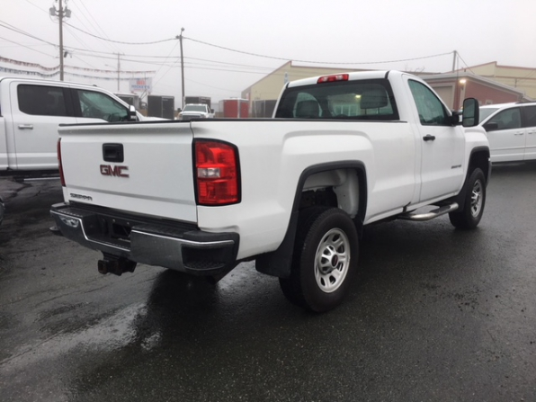 2016 GMC SIERRA 2500 REGULAR CAB HEAVY DUTY 4WD Photo 2