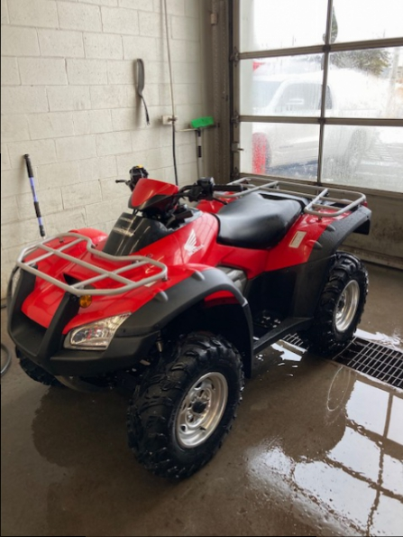 2016 HONDA  RINCON 680 4WD AUTO OR ELECTRIC