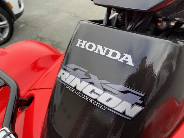 2016 HONDA RINCON 680 Photo 2
