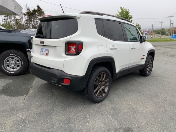 2016 JEEP RENEGADE 75TH ANNIVERSAY Photo 1