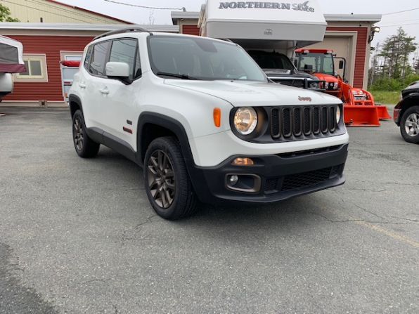 2016 JEEP RENEGADE 75TH ANNIVERSAY Photo 3