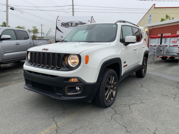 2016 JEEP RENEGADE 75TH ANNIVERSAY