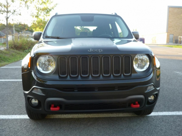 2016 JEEP RENEGADE ALL WHEEL DRIVE TRAIL HAWK ONLY 54K Photo 1