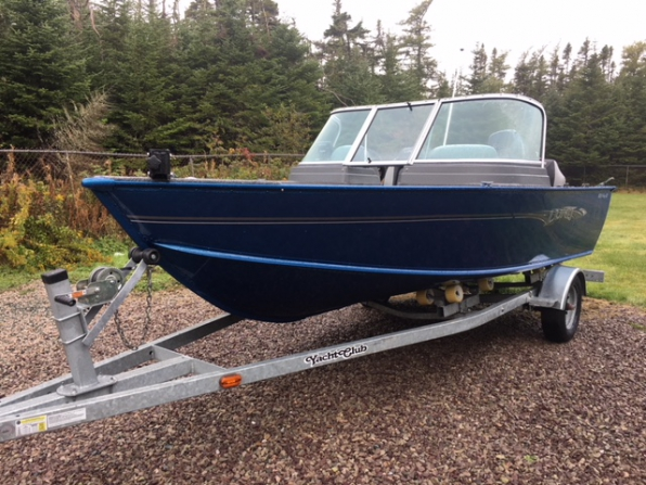 2016 LUND 1625 FURY XL DEALER DEMO AS NEW LOADED Photo 8