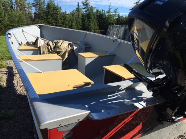 2015 LUND SSV14 BOAT MOTOR TRAILER  Photo 4