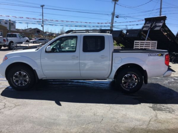 2018 NISSAN FRONTIER PRO 4X CREW CAB LOADED  Photo 1
