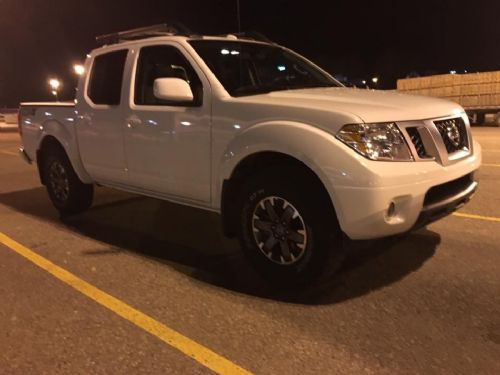 2018 NISSAN FRONTIER PRO 4X CREW CAB LOADED  Photo 2