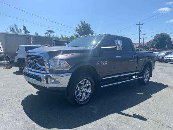 2016 RAM 2500 CREW CAB 4WD CUMMINS LIMITED PACKAGE