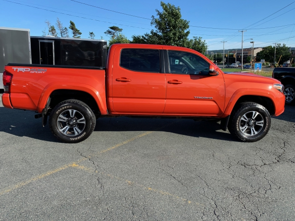 2016 TOYOTA TACOMA DOUBLE CAB TRD SPORT 4WD Photo 4