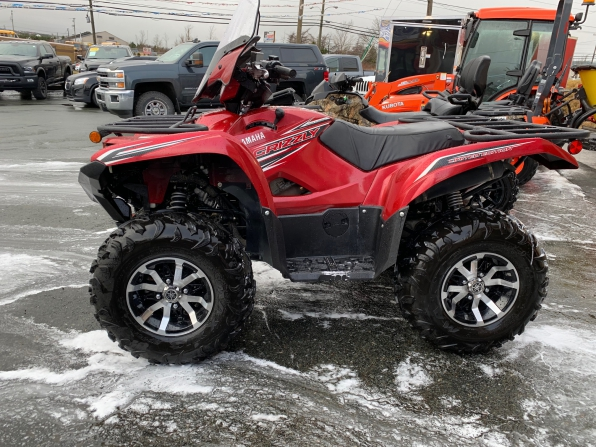 2016 YAMAHA GRIZZLY 700 LIMITED EDITION Photo 2