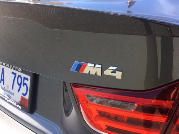 2017 BMW M4 COUPE PREMIUM CARBON FIBER 580K!!! Photo 7