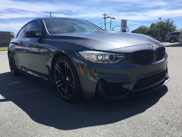 2017 BMW M4 COUPE PREMIUM CARBON FIBER 580K!!! Photo 9