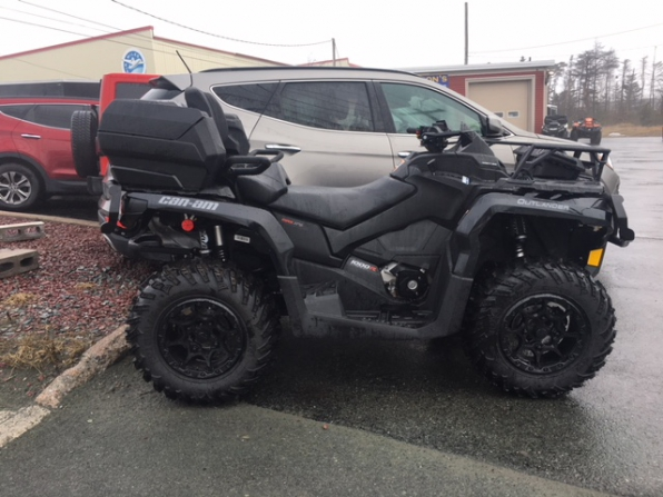 2017 CAN AM OUTLANDER MAX XTP 1000