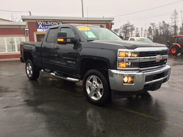 2017 CHEVROLET SILVERADO 2500 HD LT Z71 Photo 8