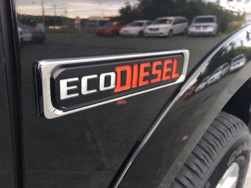 2017 DODGE RAM 1500 LARAMIE LONGHORN ECO DIESEL Photo 1