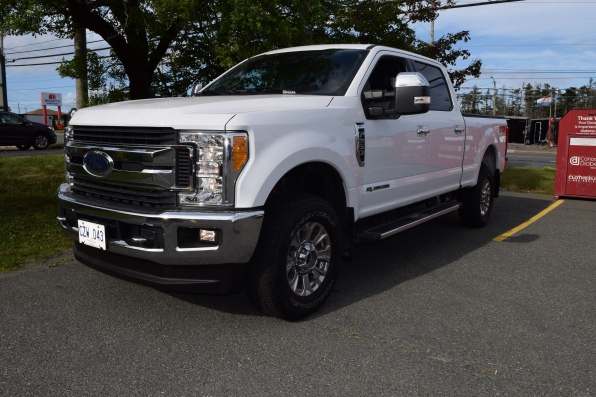 2017 FORD F 250 SUPERCREW FX4 PREMIUM POWERSTROKE DIESEL Photo 2