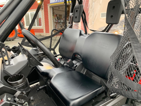 2017 HONDA PIONEER 500 4WD ROOF WINDSHIELD REAR GLASS