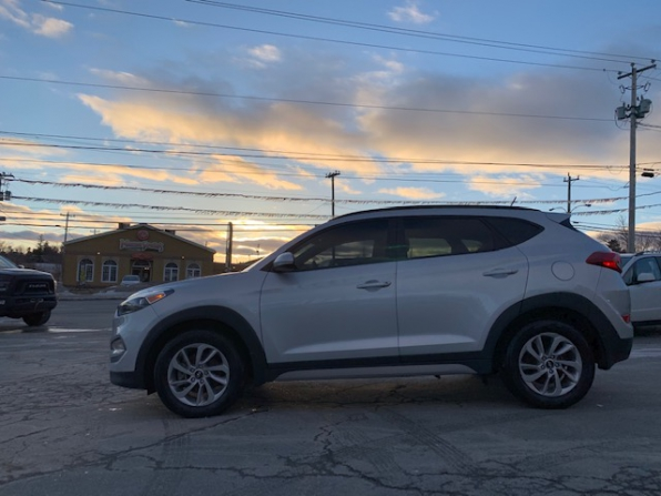 2017 HYUNDAI TUCSON AWD LUXURY 2.0 TURBO