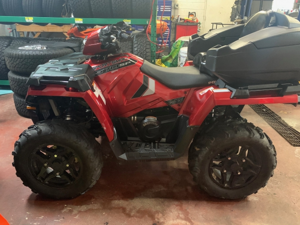 2017 POLARIS 570 SPORTSMAN XP SPORT 500 MILES