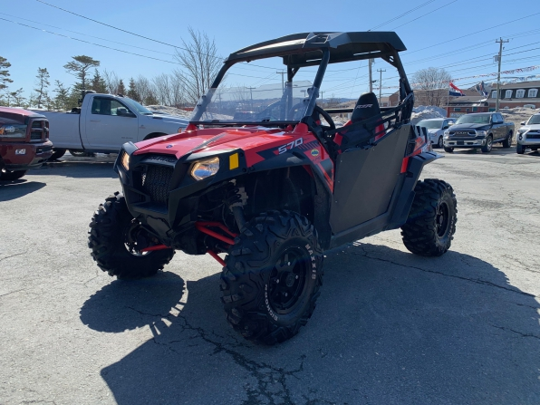 2017 POLARIS RZR 570 EPS