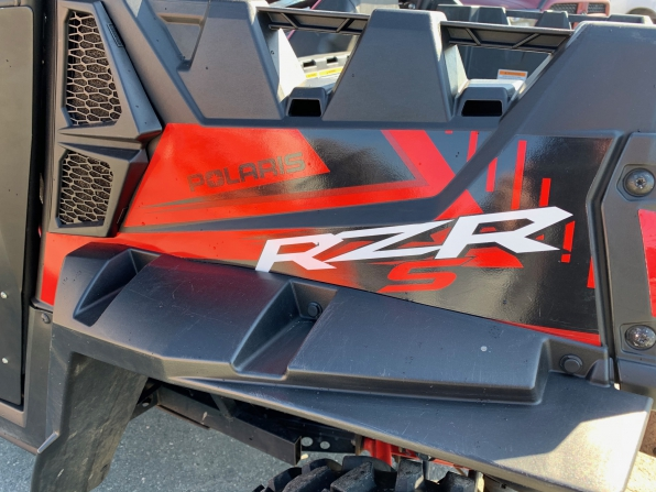 2017 POLARIS RZR 570 EPS  Photo 7