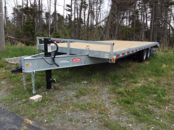 2017 Quality Steel Trailer