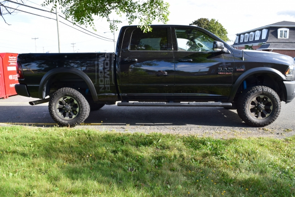 2017 RAM  2500 HD CREW CAB POWER WAGON FULL LOAD Photo 6