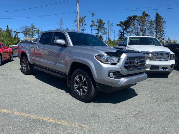 2017 TOYOTA TACOMA DOUBLE CAB TRD SPORT 4WD  Photo 1