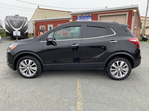 2018 BUICK ENCORE ALL WHEEL DRIVE PREFERRED PACKAGE Photo 4