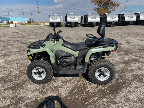2018 CAN AM OUTLANDER MAX L
