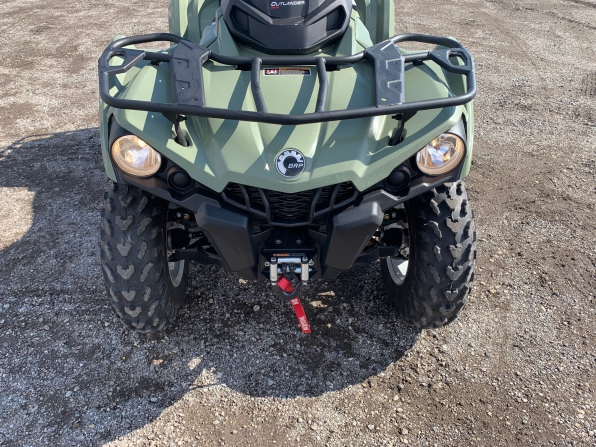 2018 CAN AM OUTLANDER MAX L Photo 3