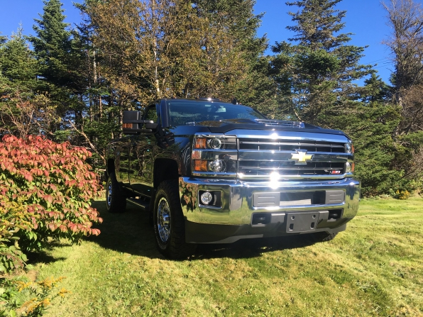 2018 CHEVROLET SILVERADO 2500 REGULAR CAB LT Z71 DURAMAX DIESEL  Photo 1