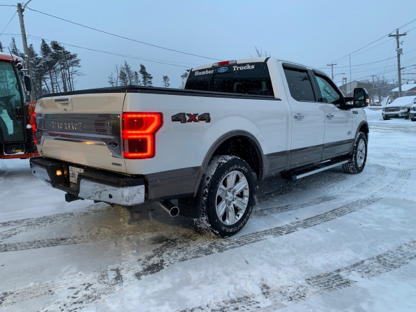 2018 FORD F-150 SUPER CREW KING RANCH MAX TOW  Photo 5