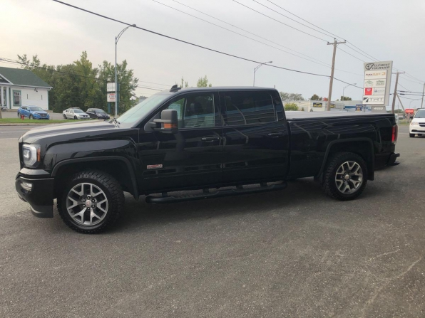 2018 GMC SIERRA 1500 4WD ALL TERRAIN MAX TOW 6.2 W 373 AXLE  Photo 1