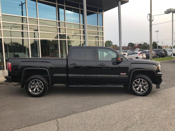 2018 GMC SIERRA 1500 4WD ALL TERRAIN MAX TOW 6.2 W 373 AXLE  Photo 2