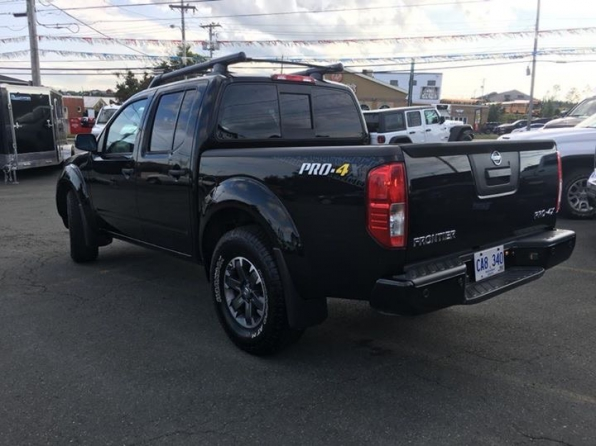 2018 NISSAN FRONTIER CREW PRO 4X LOADED Photo 1