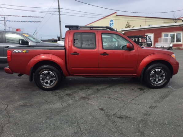 2018 NISSAN FRONTIER PRO 4X CREW CAB 4WD OFF RD PCG Photo 6
