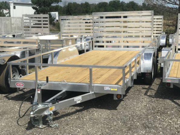 2018 Quality Steel Trailer