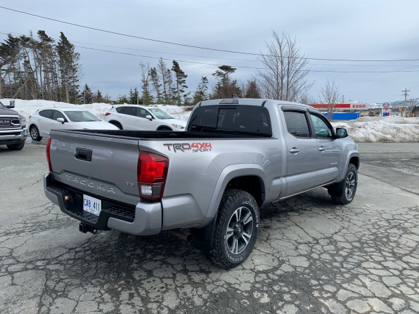 2018 TOYOTA TACOMA TRD UPGRADE PCG SPORT DOUBLE CAB 4WD  Photo 3
