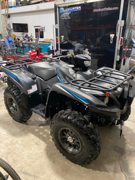 2018 YAMAHA GRIZZLY 700 SE EPS 9 MILES