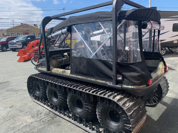 2019 ARGO HUNTMASTER W/TRACKS/ROPS/HEATED/ WS/CANOPY/WINCH WIPER  Photo 5