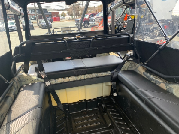 2019 ARGO HUNTMASTER W/TRACKS/ROPS/HEATED/ WS/CANOPY/WINCH WIPER  Photo 6