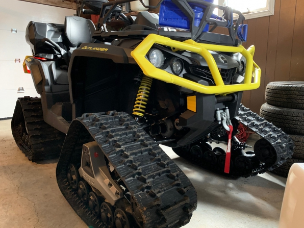 2019 CAN AM OUTLANDER MAX XTP 1000 W/ TRACKS  MSRP $29000 Photo 5