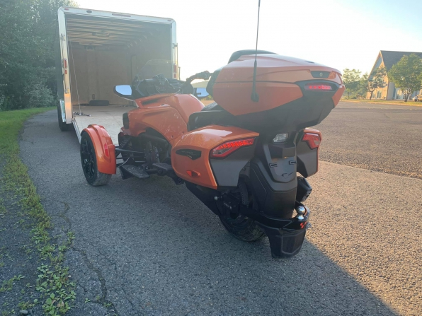2019 CAN AM SPYDER F3 LIMITED TOURING  Photo 7