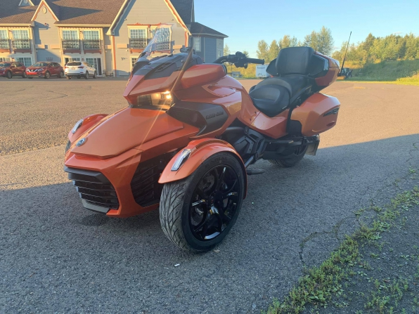 2019 CAN AM SPYDER F3 LIMITED TOURING