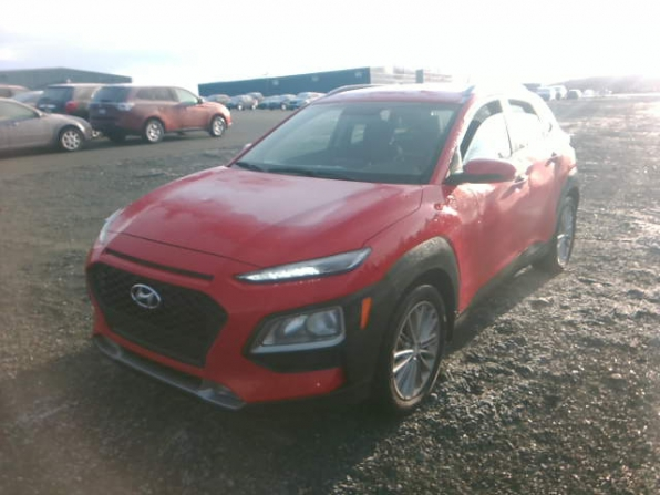 2019 HYUNDAI KONA PREFERRED AWD 27 K