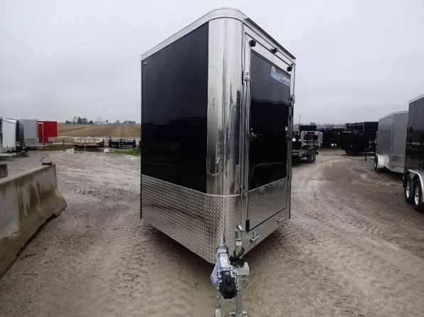 2019 LEGEND TRAILMASTER 7 X 23 ENCLOSED SLED TRAILER  Photo 11
