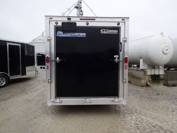 2019 LEGEND TRAILMASTER 7 X 23 ENCLOSED SLED TRAILER  Photo 7