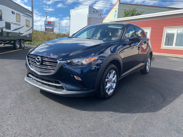 2019 MAZDA CX-3 ALL WHEEL DRIVE 11900 K